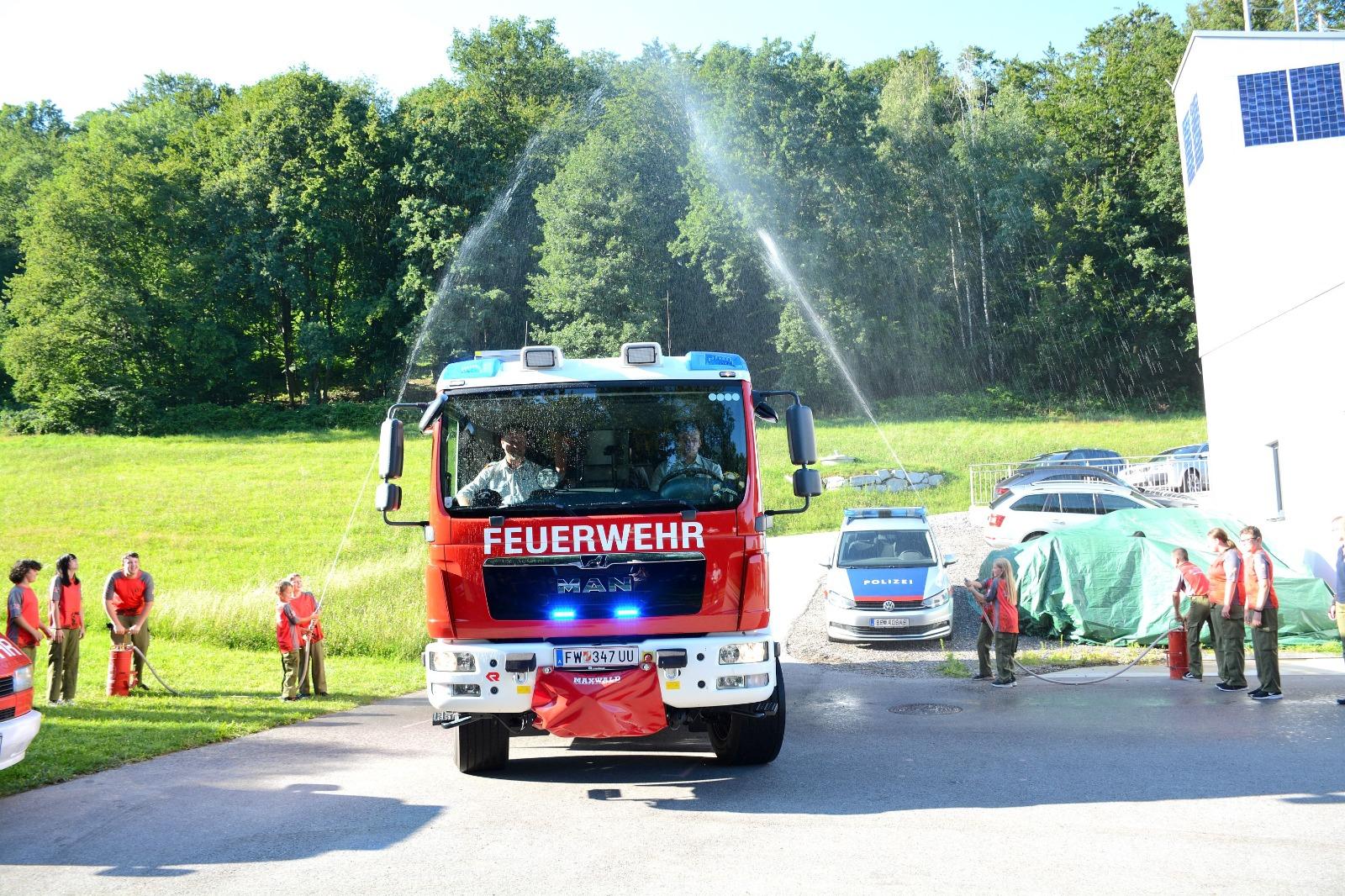 Freiwillige Feuerwehr Lachstatt
